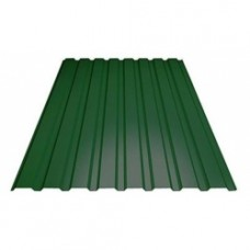 Профлист 1.2х1.7м.(зеленый) RAL 6005