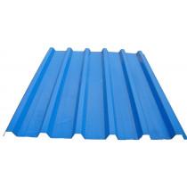 Профлист 1.2х2м.(синий) RAL 5005