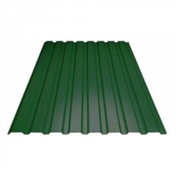 Профлист МП 20 1.15х2м.зеленый