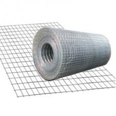 Стеклосетка фасадная 5х5 (1х45м.) 145гр.