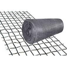 Сетка тканная 10х10 д.0.8 (оцинк)