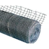 Сетка тканная 5х5 д.0.8(неоцинк)
