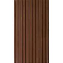 Профлист 1.2 х1.5м.(коричневый) RAL 8017