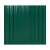 Профлист 1.2х1.5.м.(зеленый) RAL 6005