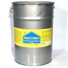 Мастика битумно-резиновая (AquaMast) 18кг.